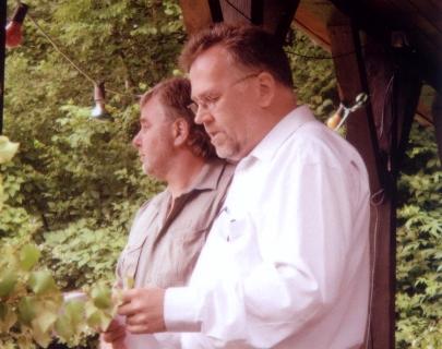 Friedo und Hans Reiner